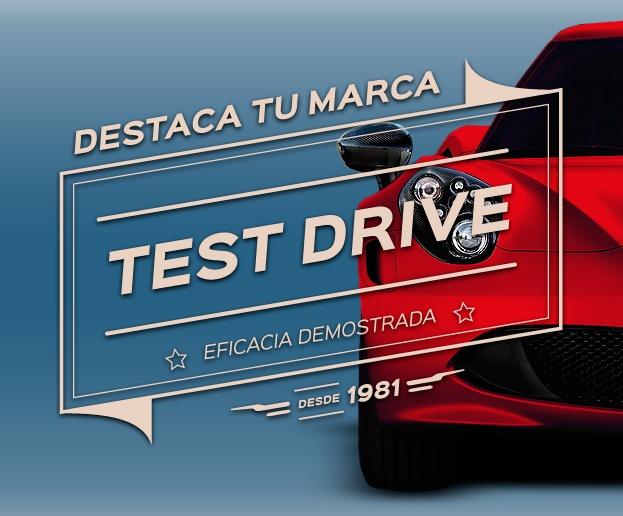 Test Drive TEMA